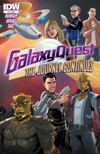 Galaxy Quest: The End of the Journey